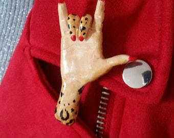 Rocker's Hand