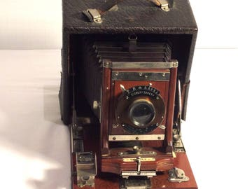 Circa 1900 Conley 4x5  Box Camera