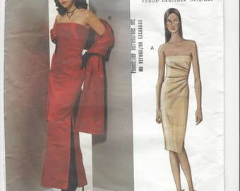 BELLVILLE SASSOON VOGUE #2481 Designer Original Pattern