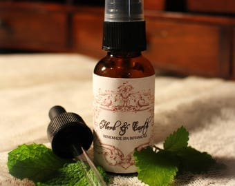 Lemon Mint Essential Oil Fragrance Spray