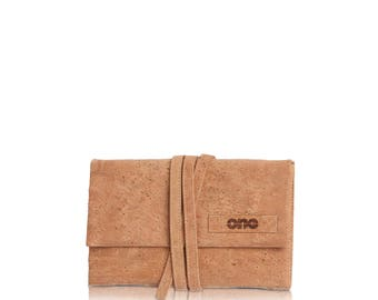 wallet - clutch - sustainable, natural, fair