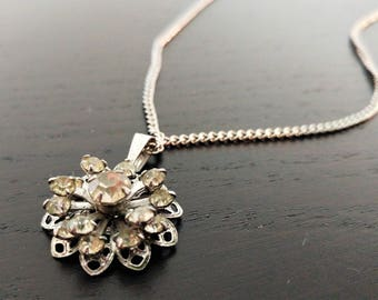 Vintage 1960s Sarah Coventry Signed Necklace