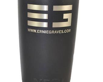 ERNIEGRAVES Branded Yeti