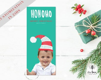 Christmas Gift / Card Customized in 24hs