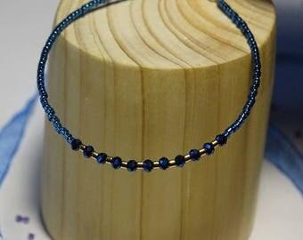 Glass beads and Miyuki Beads Bracelet
