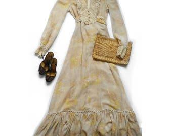 Jody T Vintage Maxi Dress