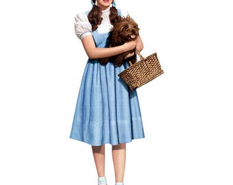 Dorothy and Toto - Wizard of Oz Life-Size Cardboard Cutouts
