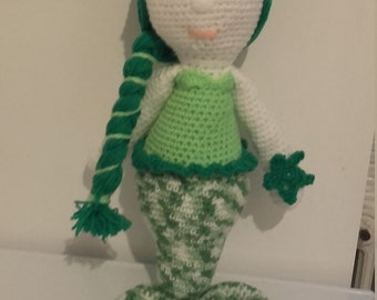Plush Mermaid aria