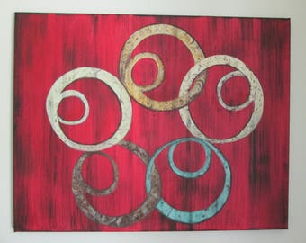 Circles Absract
