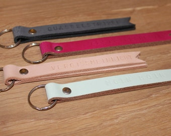 Key tags - personalized