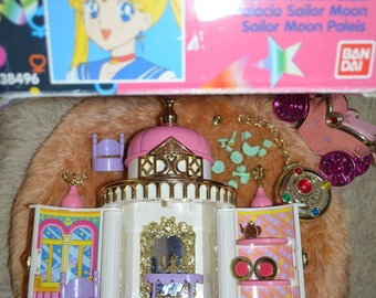 SAILORMOON Castle castle PALACE Sailor Moon manga BOX with