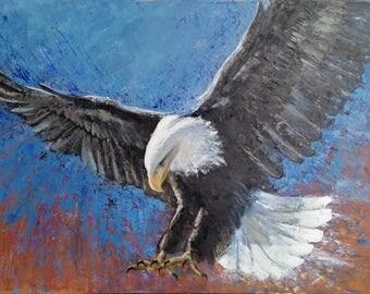 Eagle of Teide