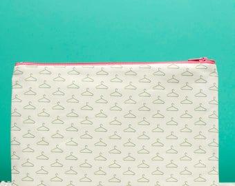Trousse motif cintres