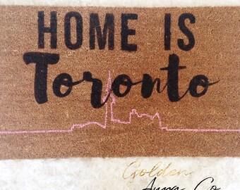 Home is Toronto Doormat