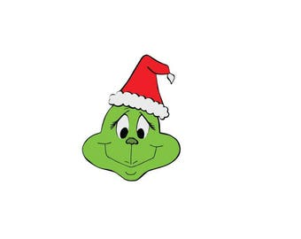 The Grinch SVG File