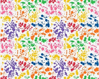 Multicolor Cotton Fabric, Fabric by the Yard, Cotton Fabric, Cotton Quilt Fabric, Quilt Fabric,Riley Blake Fabric, 100% Cotton Fabric
