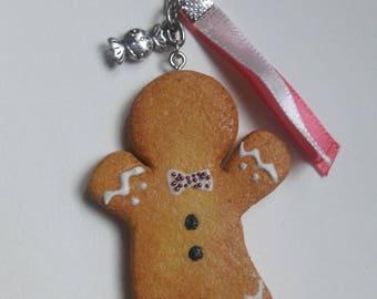 Lil cookie keychain