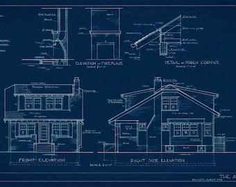 House plans | Etsy