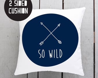wild cushion, wild pillow, nordic pillows, nordic cushion, nursery cushion, nursery pillow, play room pillow
