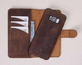 Samsung Galaxy S8 plus Case, S8 Case, S8 plus Case, Samsung Galaxy S8 plus Leather Case, Samsung Galaxy S8 Leather Wallet Case, Samsung S8