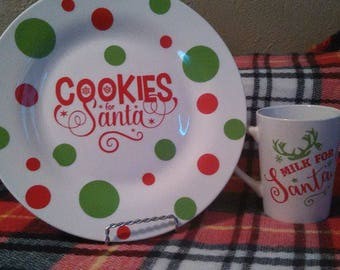 Cookies & Milk for Santa