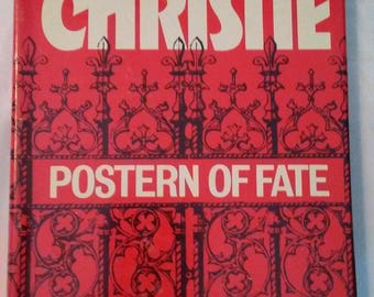 Postern of Fate, by Agatha Christie