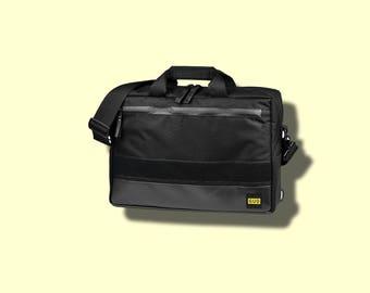 Mens briefcase, briefcase backpack, canvas briefcase, laptop briefcase, briefcase men, business bag, 15 inch laptop bag, laptop bag 15.6