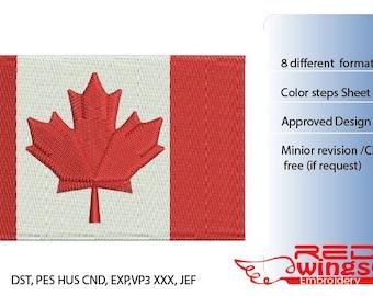 Flag- Canada