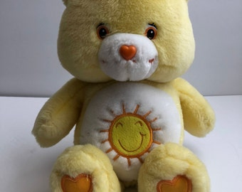 "Care Bears ""FUNSHINE BEAR"" 13"