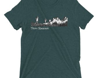Trail Running Short sleeve t-shirt