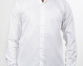 Shirts 100% cotton, cut slim fit Made in Italy by Zorzi la Sartoria