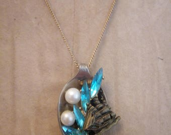 Sailor Spoon Necklace