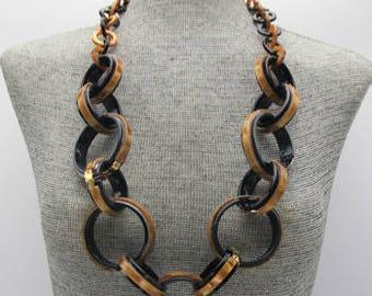 No Coco Links Necklace Set