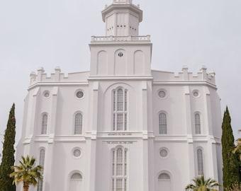 St. George, UT LDS Temple
