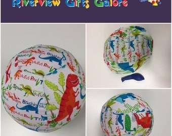 Balloon Ball Cover - Dinosaurs