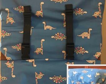 Bambi Portable High Chair - Dinosaur