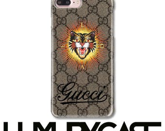 Gucci Cat, iPhone 7 Plus case, Gucci iPhone Case, iPhone 7 case, iPhone 8 Case, Gucci Case, iPhone 8 Plus Case, iPhone 6S Case, 301