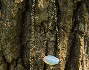 Single Opalite Necklace