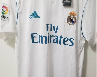 Real Madrid Cristiano Ronaldo #7 Home Jersey 2017 2018