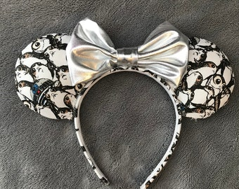 Star Wars Porg Minnie Mouse Ears