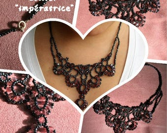 "Necklace ""Empress"""