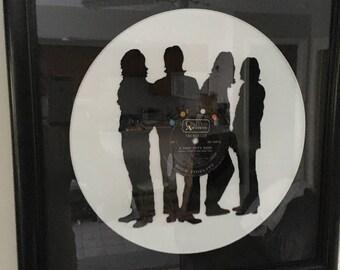 Beatles album art