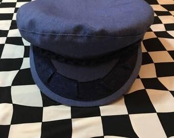 Vintage Greek Fishermans Hat