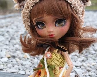 RESERVED /! \ Brownie - Pullip doll full custom OOAK by Griiewece FC