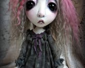 Loopy Southern Gothic Art Doll Victorian Jenny