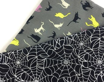 ON SALE Halloween Spellbound Cats Organic Catnip Mat By For Mew, Cat Toy, Refillable, Washable, Cat Bed, Cat Furniture, Gift For Cat Lovers