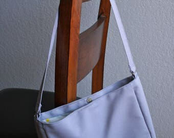 Hobo Bag in Gray