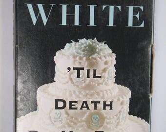 Vintage Audio Book 'Til Death Do Us Part by Kate White