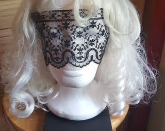Lace Mask - Halloween Masquerade