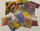 Artiste en papier scrap pack